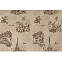 First Relief Collection 7733-1 Paris Temalý Duvar Kaðýdý