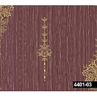 Crown 4401-03 Vinil Damask Desenli Duvar Kaðýdý