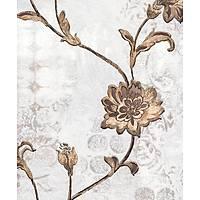 Regalis M7921 Vinil Çiçek Görünümlü Duvar Kağıdı