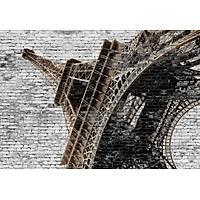 DL 4430 Eyfel Kulesi Görünümlü Duvar Posteri