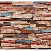 Stone And Wood 6019 Non Woven Taþ Desen Duvar Kaðýdý