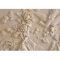 DL 4071 Çiçek Motifli Duvar Posteri