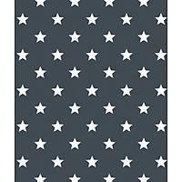 Alkor 280-0114 Dekoratif Yıldız Desen Yapışkanlı Folyo