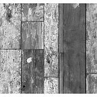 Stone And Wood 6107 Ahþap Görünümlü Duvar Kaðýdý