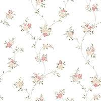 Floral Themes G23247 Çiçek Görünümlü Duvar Kaðýdý