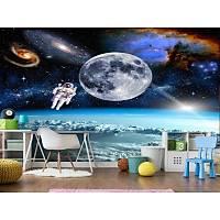 DL 7235 Astronot Duvar Posteri
