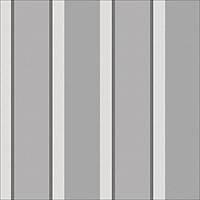 Classic 354-C Gri Çizgili Duvar Kağıdı