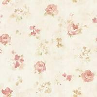 Mysia 728350-2 Çiçek Desenli Duvar Kağıdı