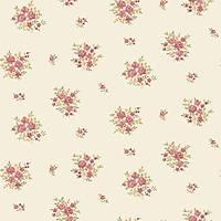 Floral Themes G23231 Çiçek Motifli Duvar Kaðýdý