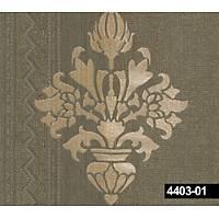 Crown 4403-01 Damask Model Duvar Kağıdı
