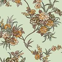 Harmony 155-E Çiçek Görünümlü Duvar Kaðýdý