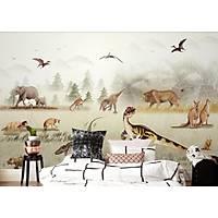 DL 7243 Hayvanlar Alemi Duvar Posteri