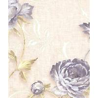 Murella 100 M7650 Çiçek Motifli İtalyan Duvar Kağıdı
