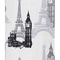 Sightseeing 734805 Dokulu Paris Temalý Duvar Kaðýdý