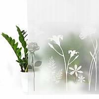 D-c-fix 334-0021 Statik Cam Folyo Çiçek Desenli (45cm x 1mt)