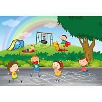 DL 4204 Çocuk Odasý Duvar Posteri