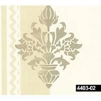 Crown 4403-02 Damask Desenli Duvar Kaðýdý
