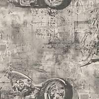 Freedom 14247-2 Motorsiklet Desenli Duvar Kaðýdý