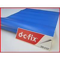 D-c-fix 200-0107 Düz Mat Mavi Kendinden Yapýþkanlý Folyo