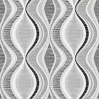 Harmony 183-A Elips Desenli Duvar Kağıdı