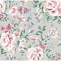 Floral Collection 5070 Çiçek Desenli Duvar Kaðýdý