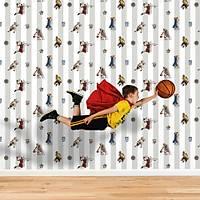 Kids Collection 15188-2 Basketbol Temalý Duvar Kaðýdý