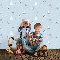 Kids Collection 15163-1 Bebek Odasý Duvar Kaðýdý