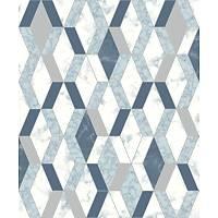 Hexagone L638-01 Mermer Görünümlü 3D Duvar Kaðýdý