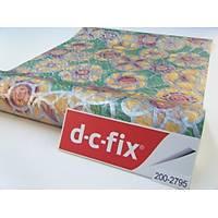 D-c-fix 200-2795 Çiçekli Cam Vitray Yapýþkanlý Folyo