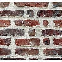 Stone And Wood 6044 Tuğla Görünümlü Duvar Kağıdı