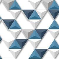 Hexagone L575-01 Piramit Desenli Duvar Kaðýdý