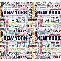 Pop Art 512088 New York Yazýlý Duvar Kaðýdý