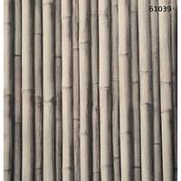 Natural Design 61039 Bambu Desenli Duvar Kaðýdý
