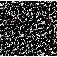 Pop Art 512018 Paris Yazýlý Duvar Kaðýdý