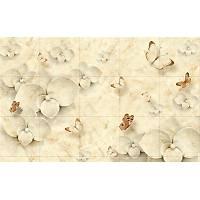 DL 7189 Kelebek Görünümlü Duvar Posteri