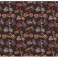 Pop Art 512098 Bisiklet Desenli Duvar Kaðýdý