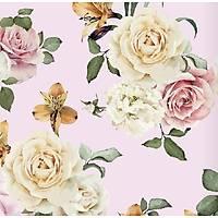 Floral Collection 5104 Gül Desenli Duvar Kaðýdý