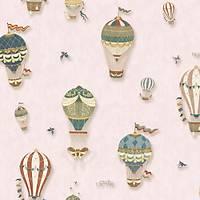 Kids Collection 15144-2 Balon Desenli Duvar Kaðýdý