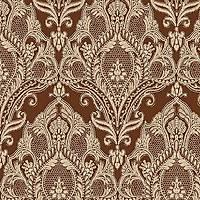 Harmony 118-B Vintage Damask Desenli Duvar Kağıdı