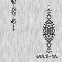 Armani 3001-05 Klasik Desenli Duvar Kaðýdý