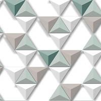 Hexagone L575-04 Piramit Görünümlü Duvar Kaðýdý