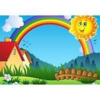 DL 4121 Çocuk Odasý Duvar Posteri
