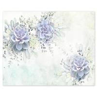 DL 7069 Çiçek Görünümlü Duvar Posteri