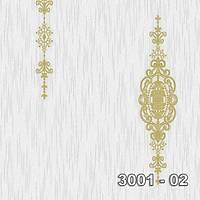 Armani 3001-02 Damask Desenli Duvar Kaðýdý