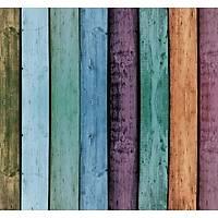 Stone And Wood 6104 Renkli Tahta Görünümlü Duvar Kaðýdý