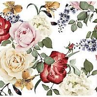Floral Collection 5056 Çiçekli Duvar Kaðýdý