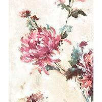 Murella 100 M7630 Çiçek Desenli İtalyan Duvar Kağıdı