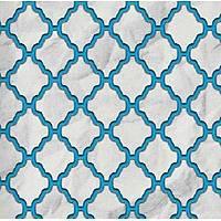 Classic Collection 4223 Mavi Modern Görünümlü Duvar Kaðýdý