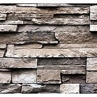 Stone And Wood 6037 Non Woven Taþ Desen Duvar Kaðýdý