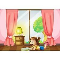 DL 4201 Çocuk Odasý Duvar Posteri